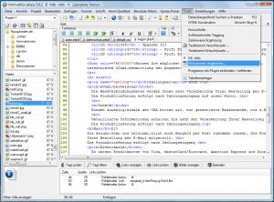 Phase 5.6.2 - HTML Editor