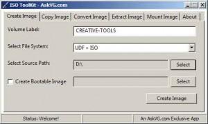 ISO Datei erstellen