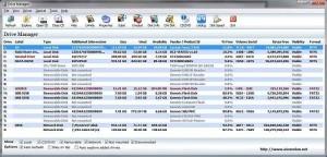 Screenshot Drive Manager