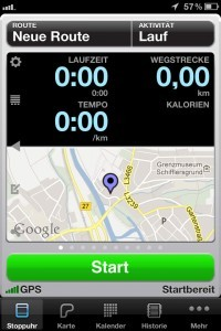 Runtastic Alternative - Runmeter