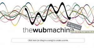 screenshot wubmachine