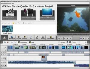Screenshot AVS Video Editor