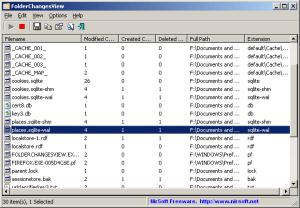 Änderungen in Dateien überwachen