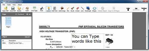 PDF Dateien editieren und konvertieren