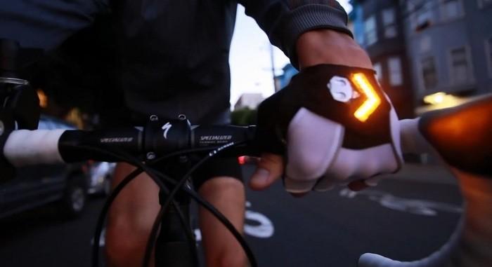 Blinker für Radfahrer