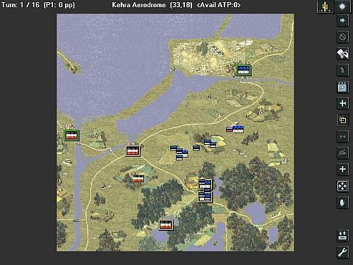 Panzer General geklont - Open General