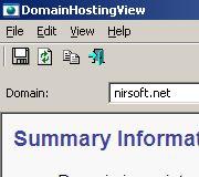 Whois Daten abrufen für Internetseiten
