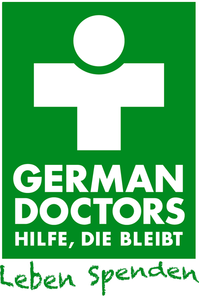 Wir unterstüzen die German Doctors