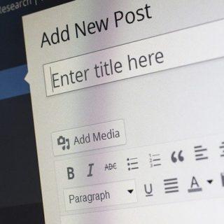 Erste Schritte zur eigenen Website mit Wordpress